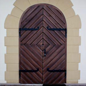 Apsuvuma durvis - Klets
