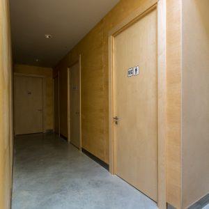 Gludas berza durvis - Biblioteka 1-min